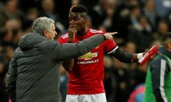 Pogba Tak Pusingkan Hubungan dengan Jose Mourinho