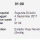 Prediksi Skor Sevilla Atletico vs Cultural Leonesa 4 September 2017   Sbobet Bola