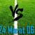 Prediksi Skor Argentina vs Chile 24 Maret 2017