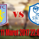 Prediksi Skor Aston Villa vs Sheffield Wednesday 11 Maret 2017