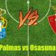 Prediksi Skor Las Palmas vs Osasuna 6 Maret 2017