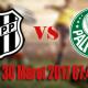 Prediksi Skor Ponte Preta vs Palmeiras 30 Maret 2017